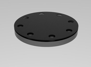 Full Face Flange Disc